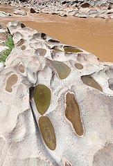 CHINA-SICHUAN-HUIDONG-LANDSCAPE-POTHOLES (CN)