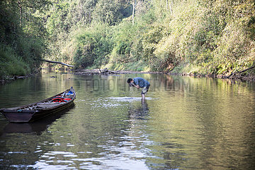 MYANMAR-TAMANTHI-CHINA-JOINT FIELD EXPEDITION