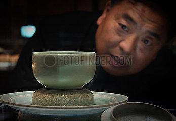 (MASTEROFCRAFTS) CHINA-HENAN-RU-FEIN Inheritor (CN)