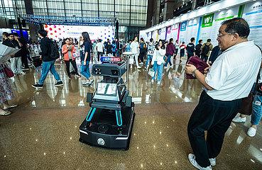 CHINA-GUIZHOU-GUIYANG-BIG DATA INDUSTRY Expo (CN)