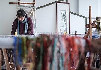 (MASTEROFCRAFTS) CHINA-JIANGSU-SUZHOU Stick Inheritor (CN)