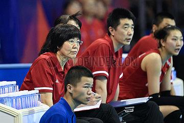 (SP)CHINA-NINGBO-VOLLEYBALL-FIVB NATIONS LEAGUE-CHN VS GER (CN)