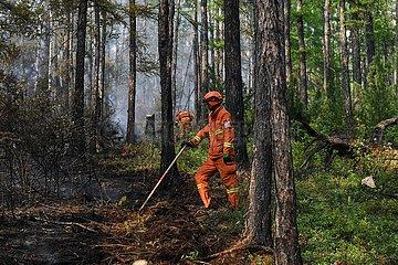 CHINA-INNER MONGOLIA-FOREST FIRE (CN)