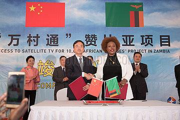 ZAMBIA-Chongwe-CHINA-DORF TV PROJECT ZAMBIA-Chongwe-CHINA-DORF TV PROJECT ZAMBIA-Chongwe-CHINA-DORF TV PROJECT ZAMBIA-Chongwe-CHINA-DORF TV PROJECT ZAMBIA-Chongwe-CHINA-DORF TV PROJECT ZAMBIA-Chongwe-CHINA -Village TV PROJECT