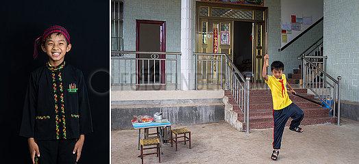 CHINA-YUNNAN-MINORITY GROUPS-ZHIGUO-POVERTY ALLEVIATION (CN)