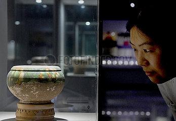 CHINA-HENAN-LUOYANG-Museen (CN)