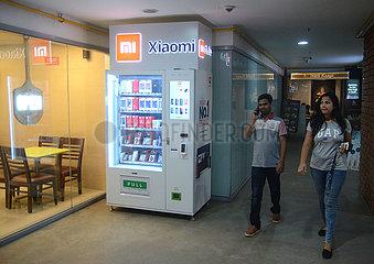 INDIA-BANGALORE-TECHNOLOGY-XIAOMI