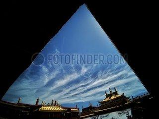 (InTibet) CHINA-TIBET-LHASA-CELLPHONE PHOTO (CN)