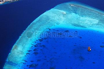 MALDIVES - Mal? atoll