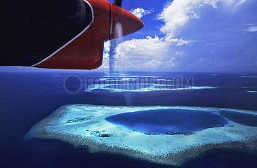 MALDIVES - Ari Atoll