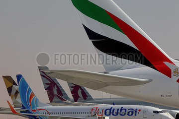 Civil jet airplanes of Emirates