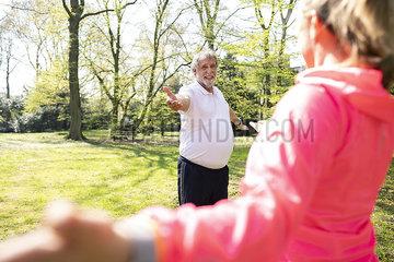 Senioren Fitness p608m2076614