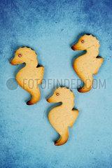 Gebackene Seepferdchen p451m2072847
