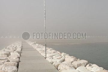 Lido von Venedig p078m2076800