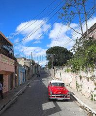 Oldtimer auf den Strassen Kubas p162m2076968