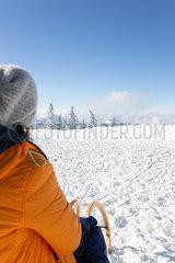 Der Winter von seiner schoensten Seite p454m2073127