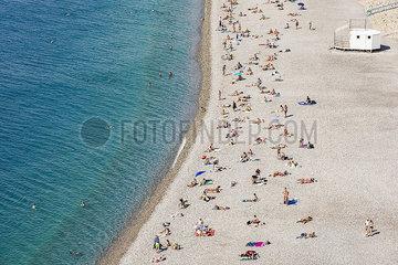France  Nice  beach p300m2077720