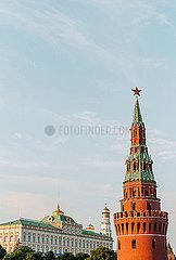 Wasserturm und Kreml
