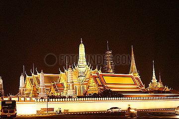 Koenigspalast in Bangkok