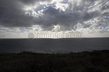 Licht und Dunkel am Cap Sizun