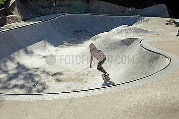 Skaterin