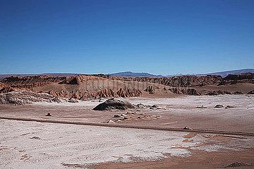 Valle de La Luna  Mondtal  Atacama