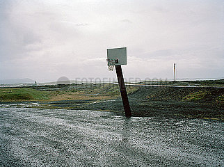 Basketballkorb