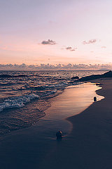 Abend am Meer p1507m2076279