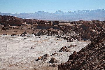 Valle de la Luna  Atacama Wueste p1038m2073297
