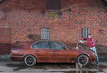 Auto waschen p390m2063909
