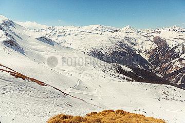 Skigebiet im Gasteiner Tal p432m2077058