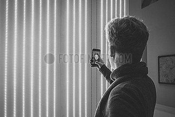 Selfie p1345m2065696