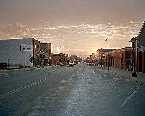 Hauptstrasse von Nebraska City