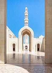 Grosse Sultan-Qabus-Moschee