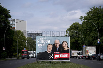 European Elections  Die Linke European Elections  Die Linke