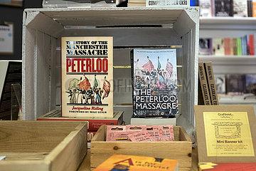 Peterloo Massacre Manchester Peterloo Massacre Manchester