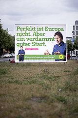 European Elections  Die Gruenen European Elections  Die Gruenen