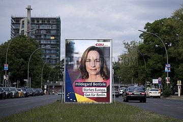 European Elections  CDU European Elections  CDU