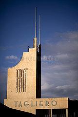 Asmara  Eritrea - Modernist Architecture Asmara  Eritrea