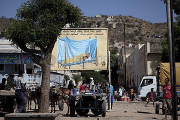 Ghinda  Eritrea Ghinda  Eritrea