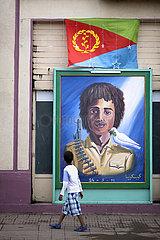 Asmara  Eritrea - Independence Day Asmara  Eritrea