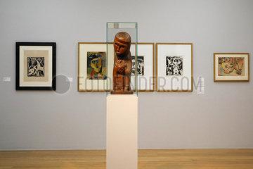 Ausstellung Signal zum Aufbruch! 100 Jahre Gruendung der Dresdner Sezession Gruppe 1919   Staedtische Galerie Dresden 360-berlin