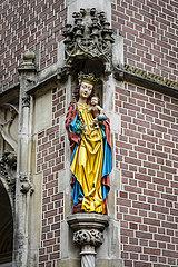 Orthodoxe Johanneskapelle  Kevelaer  Nordrhein-Westfalen  Deutschland