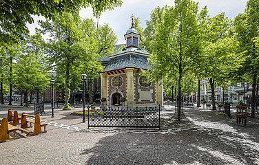 Gnadenkapelle  Kevelaer  Nordrhein-Westfalen  Deutschland