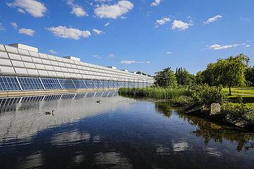 Wissenschaftspark Gelsenkirchen  Ruhrgebiet  Nordrhein-Westfalen  Deutschland