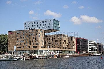 Berlin  Deutschland  NH-Hotel am Spreeufer