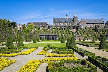Kloster Kamp  Kamp-Lintfort  Ruhrgebiet  Niederrhein  Nordrhein-Westfalen  Deutschland