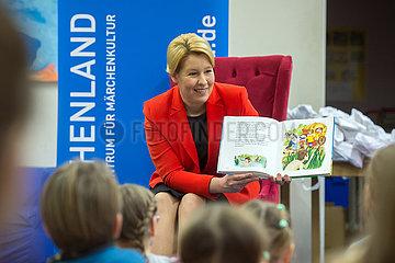 Franziska Giffey  SPD