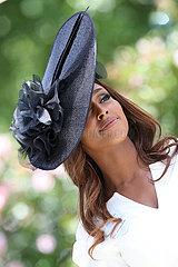 Royal Ascot  Grossbritannien  Alexandra Burke  Saengerin