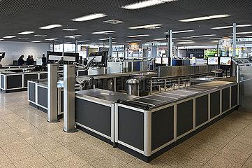 Deutschland  Nordrhein-Westfalen - Flughafen Weeze
